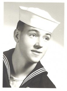 John Johnson Pic - Navy 001