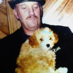 Keith Kegler & Dog Picture